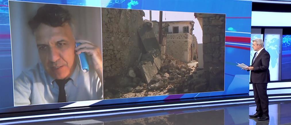 Σεισμοί: Ο Βασίλης Καραστάθης στον ΑΝΤ1 για το δίκτυο πρόγνωσης (βίντεο)