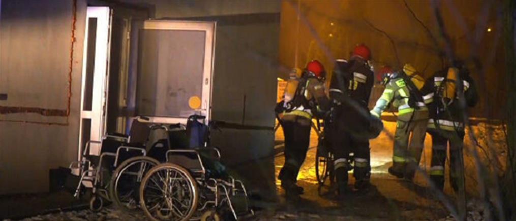 Τραγωδία: πυρκαγιά σε άσυλο ανιάτων