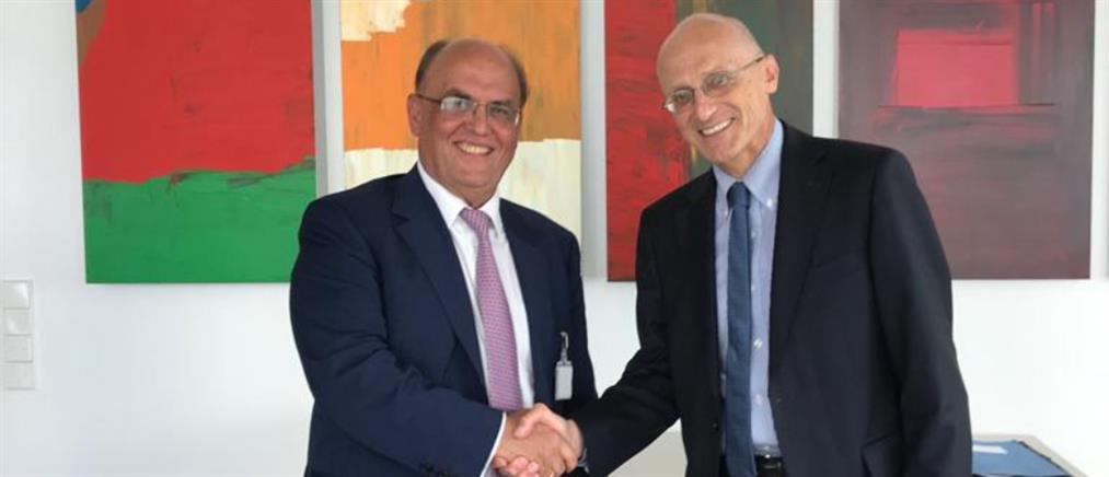 Συνάντηση Ζαββού με τον επικεφαλής του SSM