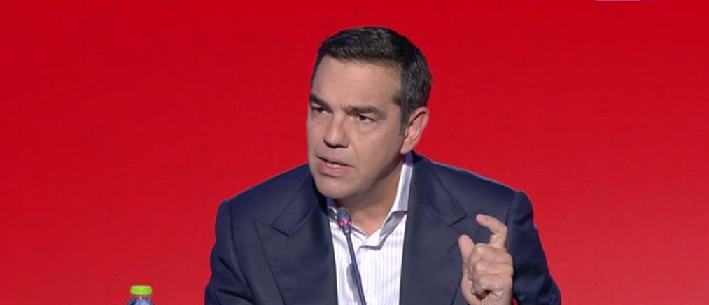 LIVE - Τσίπρας στη ΔΕΘ: Η συνέντευξη Τύπου του Προέδρου του ΣΥΡΙΖΑ