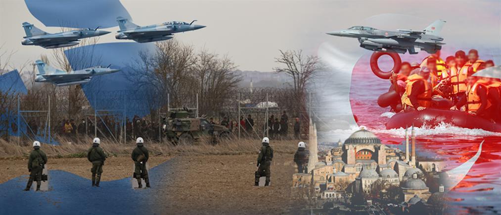 Αθήνα προς Άγκυρα: Δεν φοβόμαστε - Προετοιμαζόμαστε για όλα