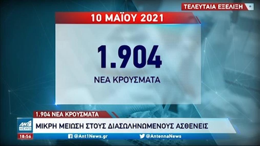 Εμβόλιο AstraZeneca: εξασφαλισμένες οι β΄ δόσεις στην Ελλάδα