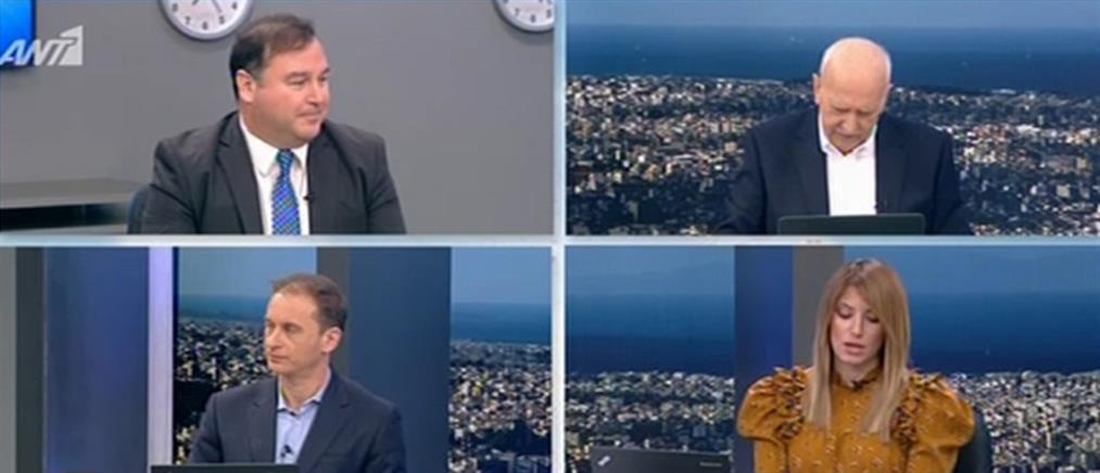 Ο Γιώργος Σουρβίνος στον ΑΝΤ1 για τον κορονοϊό και τα μέτρα προφύλαξης (βίντεο)