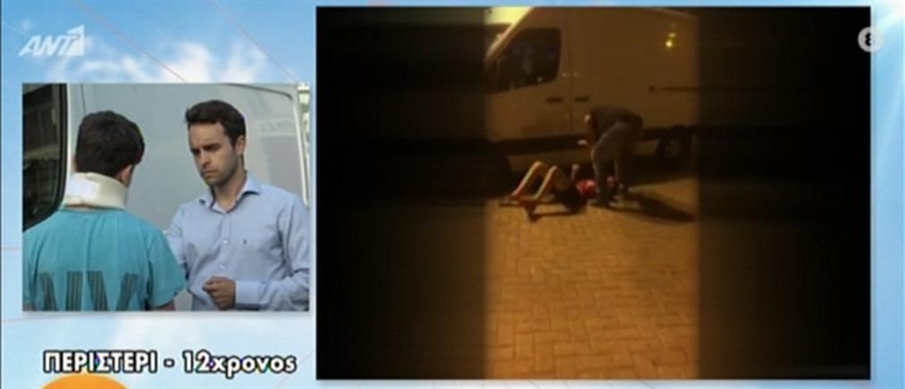 Ρατσιστική επίθεση από πατέρα καταγγέλλει μέσω ΑΝΤ1 μαθητής αλβανικής καταγωγής (βίντεο)