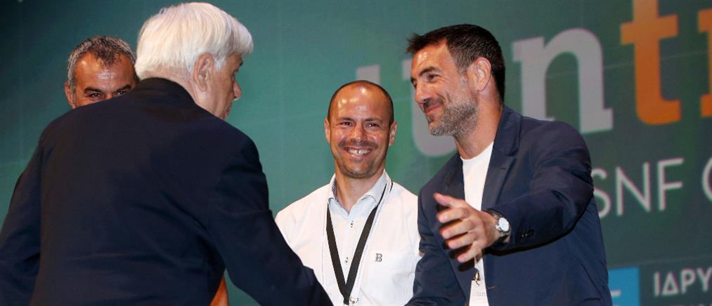 Παυλόπουλος για Euro 2004: Είμαστε φτιαγμένοι να επιτυγχάνουμε μεγάλους στόχους