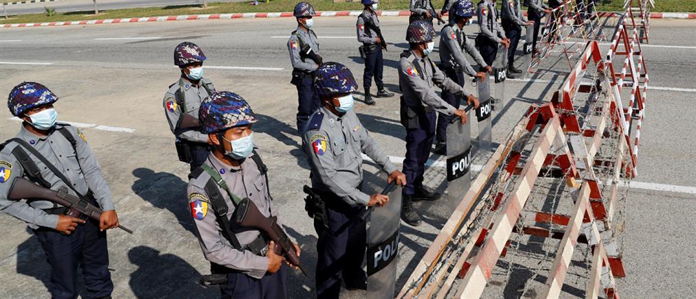 Μιανμάρ: οι δυνάμεις ασφαλείας άνοιξαν πυρ κατά διαδηλωτών