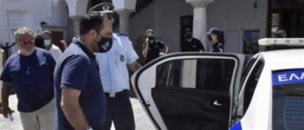 Μύκονος: Ελεύθερος αφέθηκε ο δήμαρχος Κωνσταντίνος Κουκάς