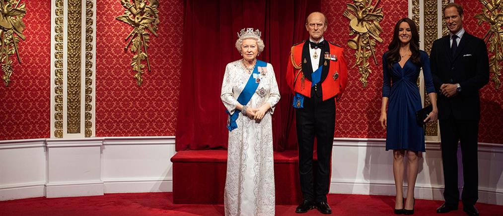 """To Μαντάμ Τισό """"χωρίζει"""" Χάρι και Μέγκαν από την βασιλική οικογένεια"""