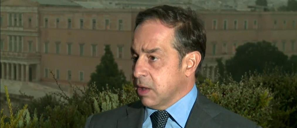 Θωμόπουλος: σύντομα ιδιώτες θα καλύψουν τις κεφαλαιακές ανάγκες της Πειραιώς