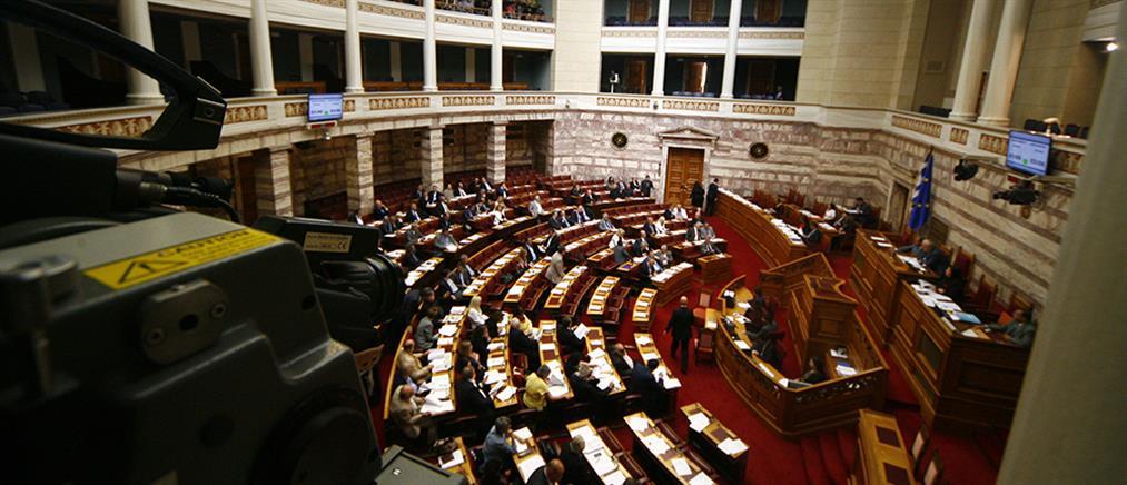 Στην Ολομέλεια ο εκλογικός νόμος