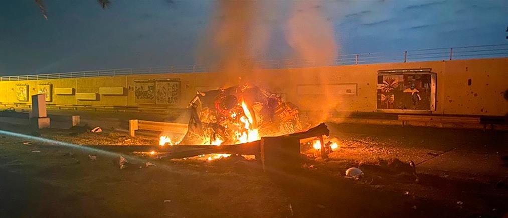 Ιράκ: Ρουκέτες εναντίον βάσης όπου σταθμεύουν Αμερικανοί στρατιώτες