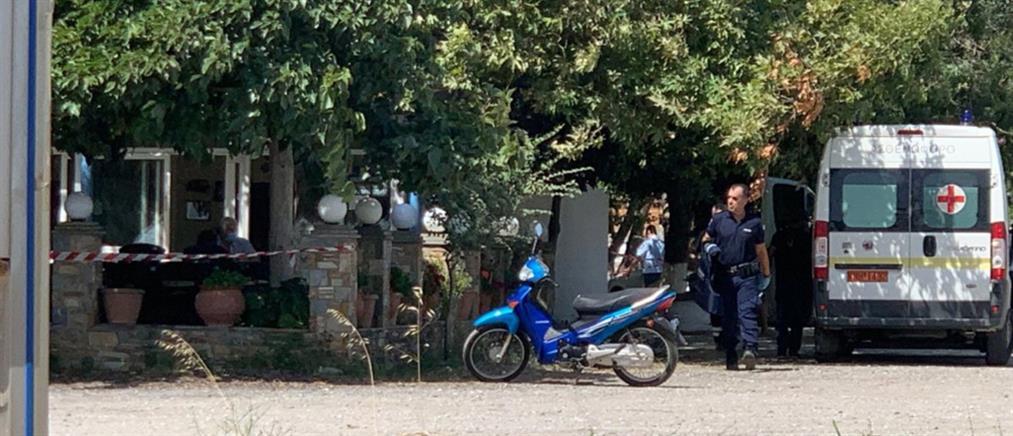 Λάρισα: Σκότωσε τη γυναίκα του μέσα σε ταβέρνα