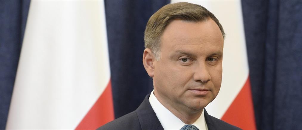 Θετικός στον κορονοϊό ο Πρόεδρος της Πολωνίας