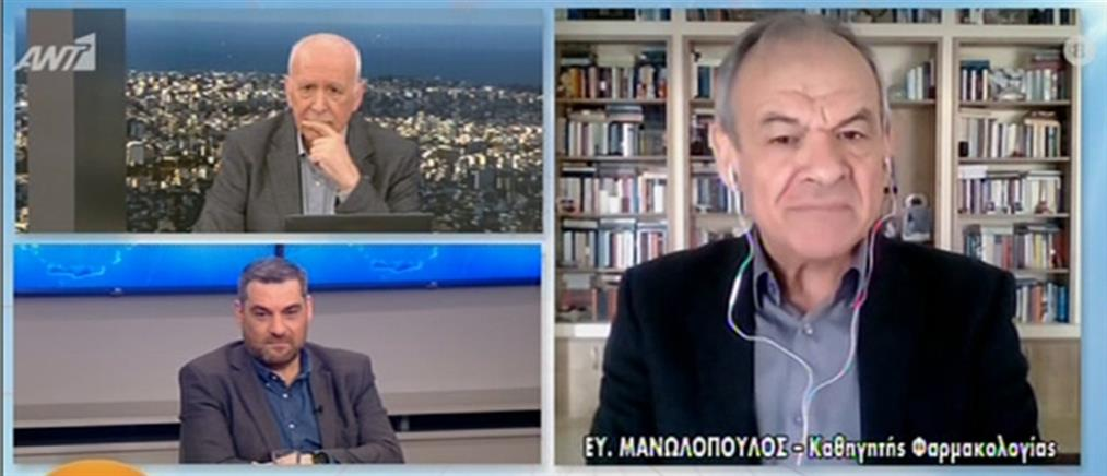 Μανωλόπουλος – Κορονοϊός: Παράταση στο lockdown για δύο εβδομάδες