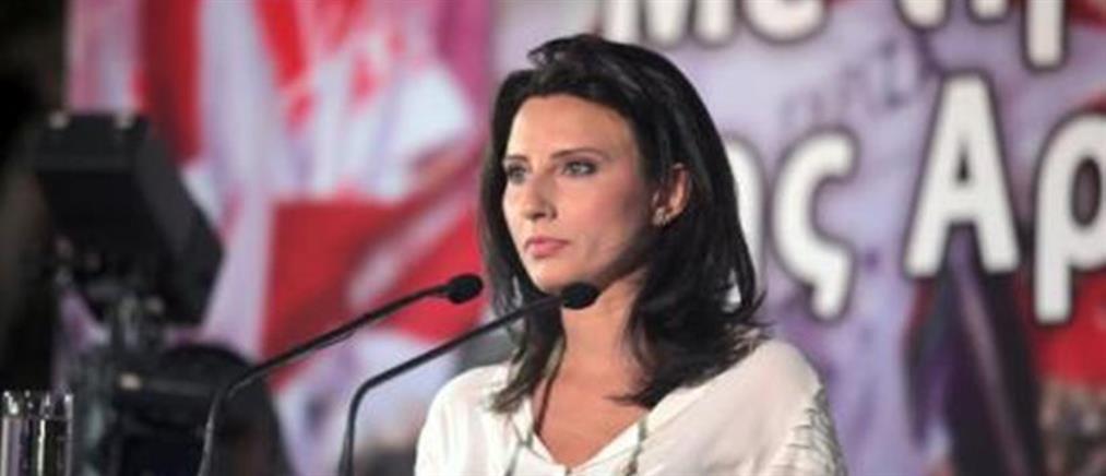 Κασιμάτη κατά συναδέλφων της για τη διαρροή του ψηφοδελτίου της στην πρώτη ψηφοφορία για τη Συνταγματική Αναθεώρηση