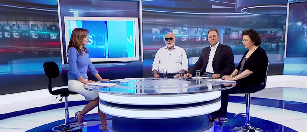 Κουρουμπλής - Λιβανός - Βαλαβάνη στον ΑΝΤ1 για τις εκλογές (βίντεο)