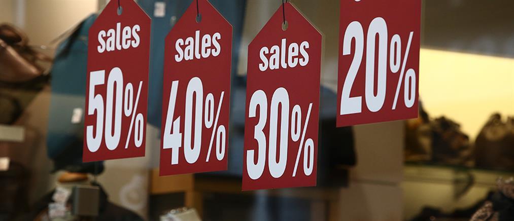 ΕΣΕΕ για εκπτώσεις: Μειωμένη επισκεψιμότητα και καχεκτικές πωλήσεις