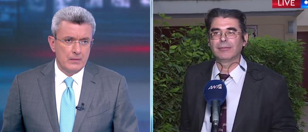 """Γιάννης Τοπαλούδης στον ΑΝΤ1: """"Είδα"""" την Ελένη δίπλα στην Εισαγγελέα (βίντεο)"""