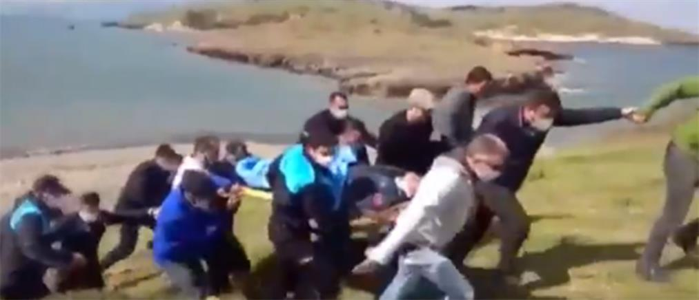 Τουρκία: Αεροσκάφος έπεσε στη θάλασσα