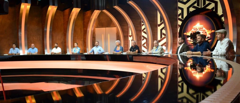 """Game Of Chefs"": η 3η δοκιμασία και οι 11 γευσιγνώστες (εικόνες)"