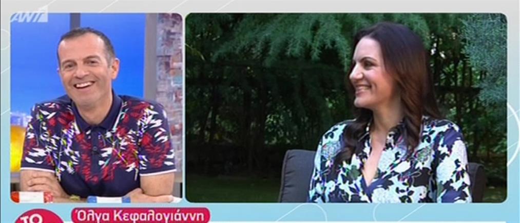 """""""Το Πρωινό"""": Συγκινεί η Όλγα Κεφαλογιάννη μιλώντας για την ανιψιά της (βίντεο)"""