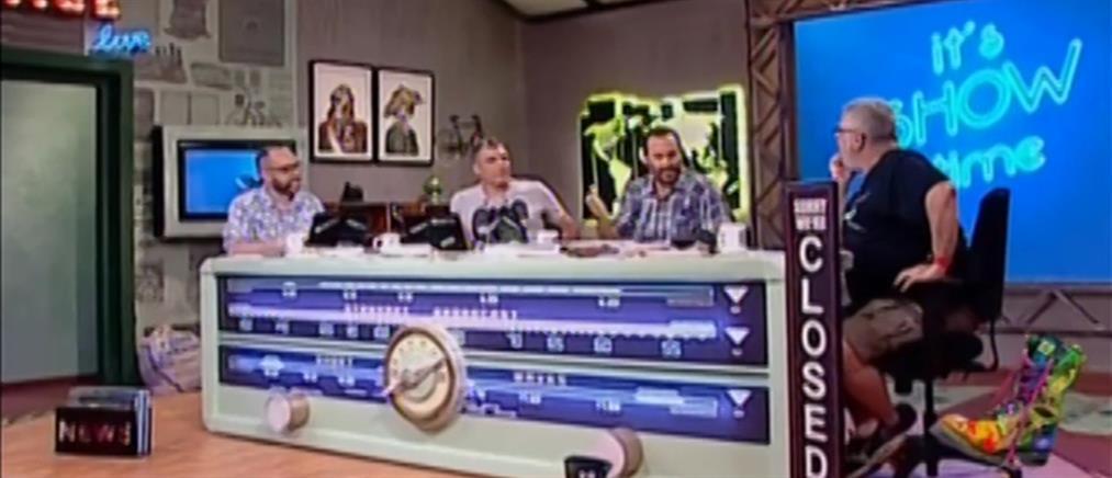 Ράδιο Αρβύλα: η Μπουμπουλίνα, ο Άγιος Οργανισμός Διαστήματος και το Lefan club!