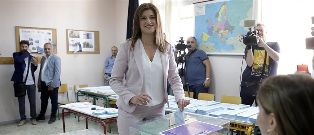 Νοτοπούλου: συνεχίζουμε τον αγώνα μας για τη Θεσσαλονίκη
