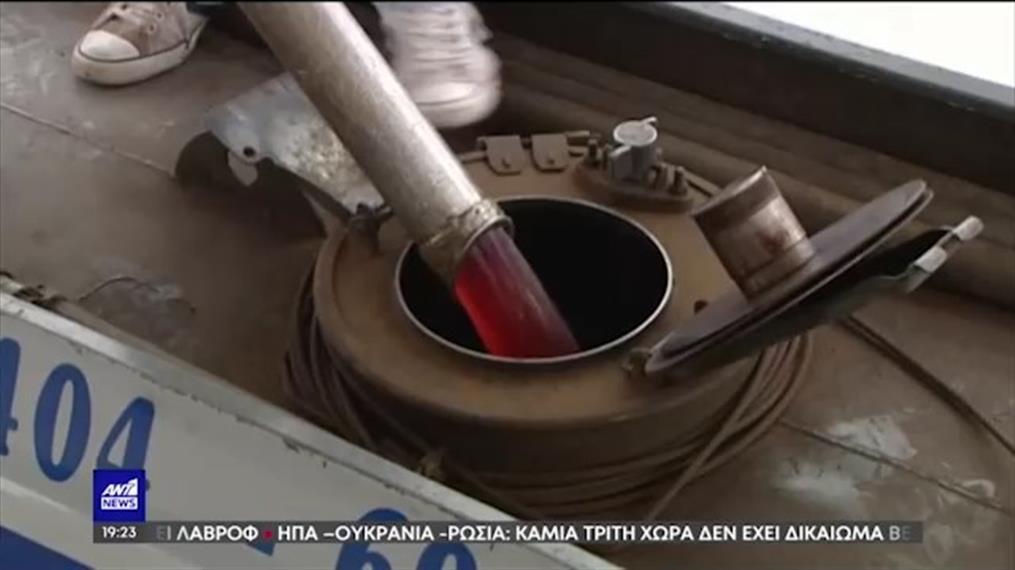 """""""Καίει"""" το πετρέλαιο θέρμανσης"""