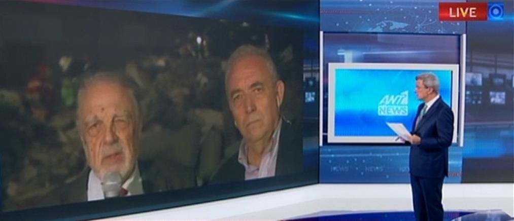 Λέκκας και Καρύδης εξηγούν στον ΑΝΤ1 τα αίτια της τραγωδίας στην Αλβανία (βίντεο)