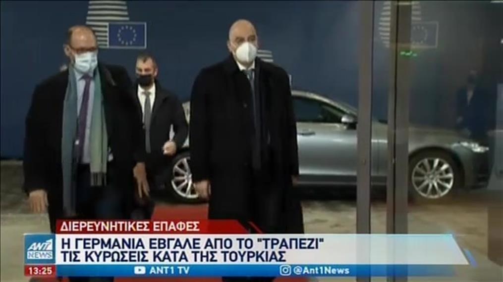 Στην Αθήνα ο επόμενος γύρος των διερευνητικών Ελλάδας-Τουρκίας