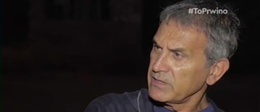 """Νταλάρας στον ΑΝΤ1: ο Ρουβάς λέει τραγούδια με περιεχόμενο κοντά στο """"τίποτα"""" (βίντεο)"""