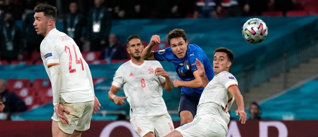 Euro 2020: Η Ιταλία στον τελικό