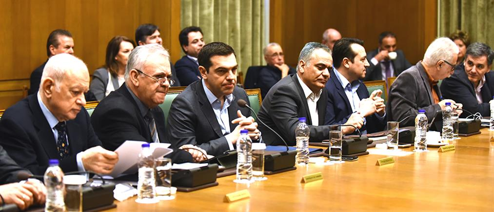 Σήμα επιτάχυνσης του κυβερνητικού έργου έστειλε ο Τσίπρας
