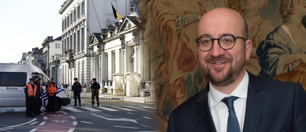 Στο στόχαστρο τρομοκρατών ο Βέλγος πρωθυπουργός Σαρλ Μισέλ