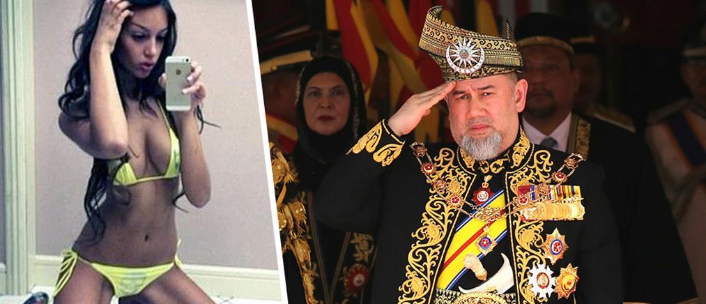 Ο βασιλιάς της Μαλαισίας παραιτήθηκε μετά τον γάμο του με αμφιλεγόμενο μοντέλο