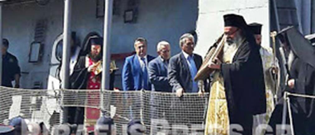 Στον Πειραιά η εικόνα της Παναγίας Σουμελά