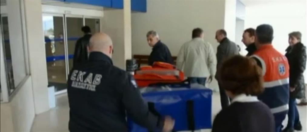 Δώρισαν τα όργανα του παιδιού που έχασαν από σηψαιμικό σοκ (βίντεο)