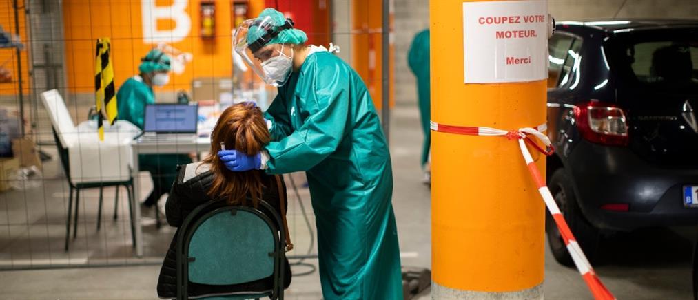 """Κορονοϊός - Βρυξέλλες: Αυστηρά μέτρα μετά την """"έκρηξη"""" κρουσμάτων"""