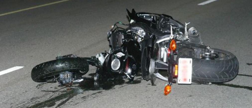 Νεκρός 22χρονος σε τροχαίο με μηχανή