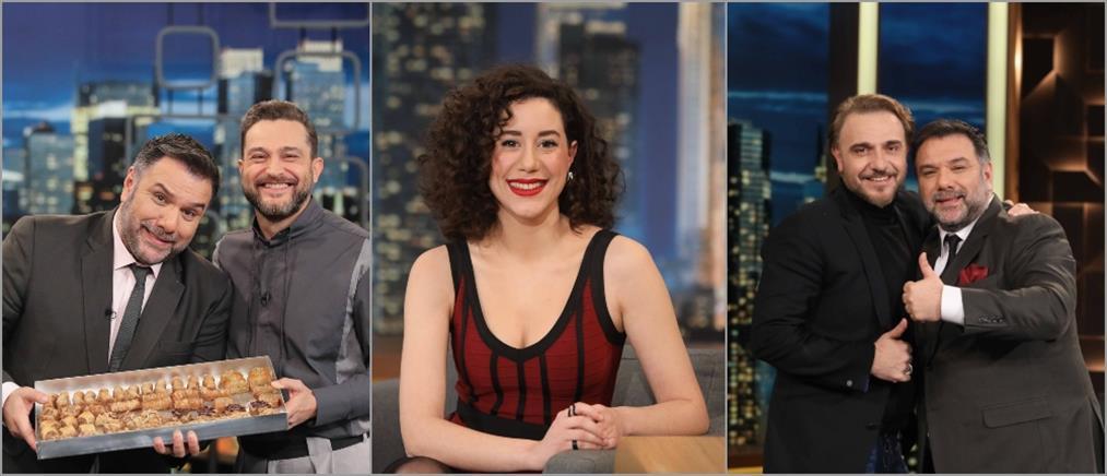 """The 2Night Show"" με ξεχωριστές παρουσίες την Τετάρτη (εικόνες)"