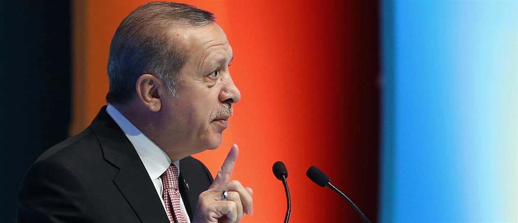 Βέλη Ερντογάν κατά της Γερμανίας για το PKK