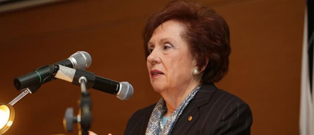 Πρόεδρος της Ακαδημίας Αθηνών η Άννα Μπενάκη Ψαρούδα