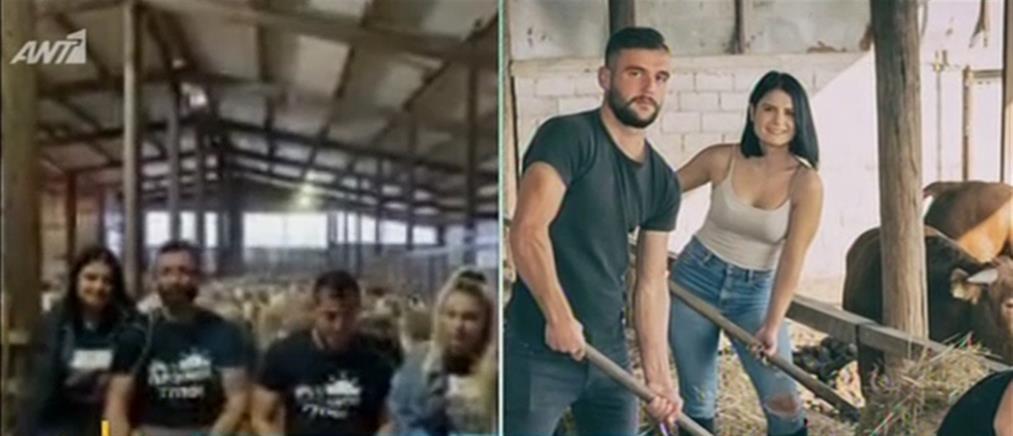 Αγρότες καλούν τους νέους στα χωριά με sexy ημερολόγιο (βίντεο)