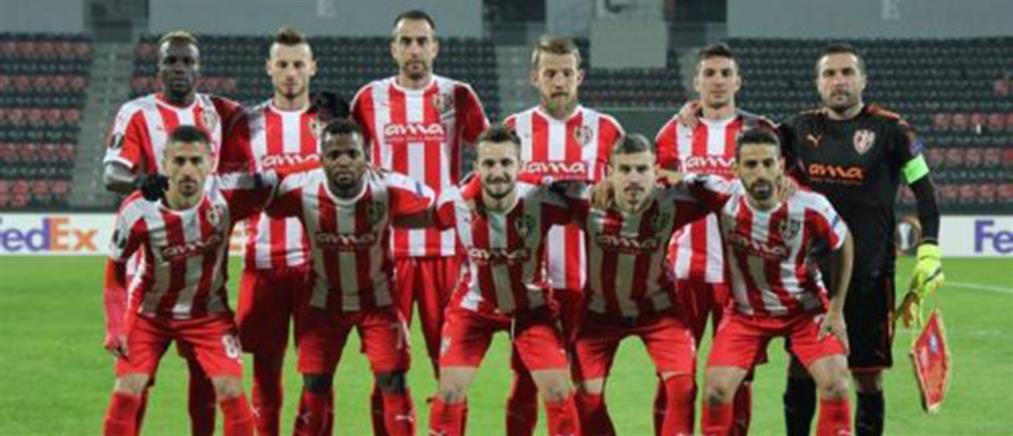 Η UEFA τιμώρησε με αποκλεισμό 10 ετών την πρωταθλήτρια Αλβανίας
