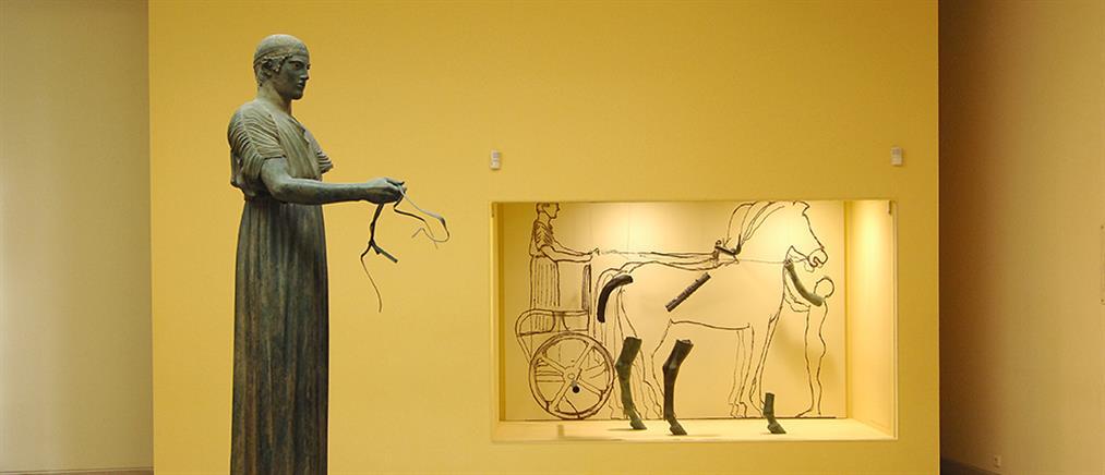 Μουσείο Δελφών: Προσβάσιμο σε άτομα με προβλήματα κίνησης, ακοής και όρασης