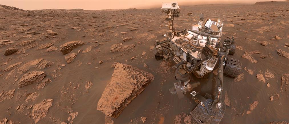 Ανεστάλησαν οι επιστημονικές εργασίες του Curiosity στον Άρη
