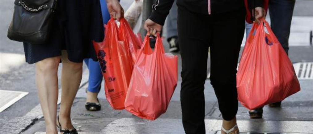 """ΙΕΛΚΑ: """"εξαφανίστηκε"""" η πλαστική σακούλα"""