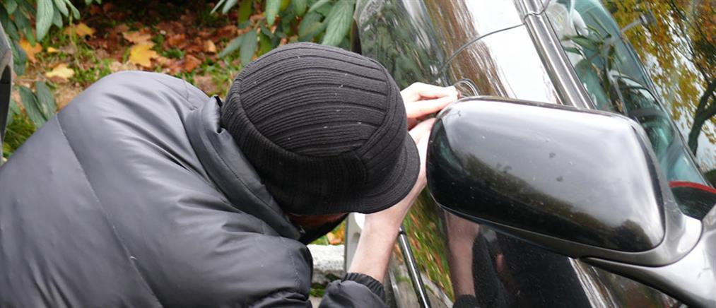 Διαρρήκτης με έφεση σε… αυτοκίνητα και αποθήκες