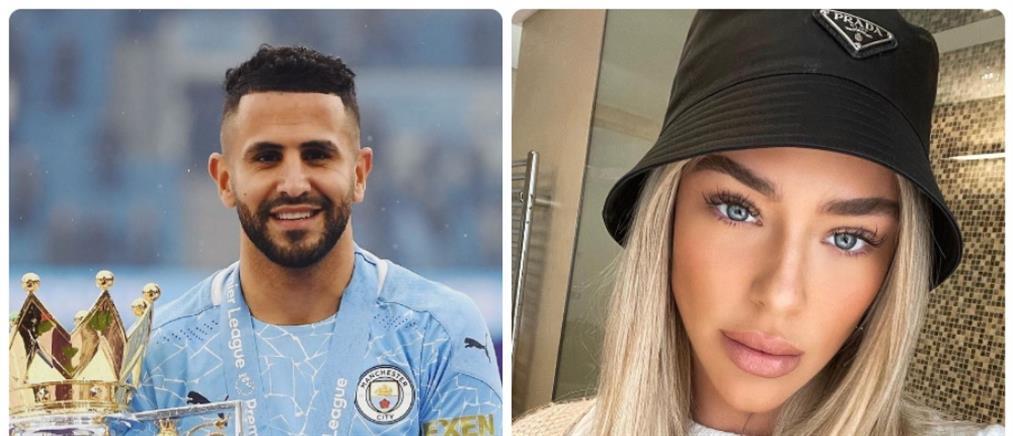 Riyad Mahrez: Ο ποδοσφαιριστής της Manchester City αρραβωνιάστηκε στη Μύκονο!