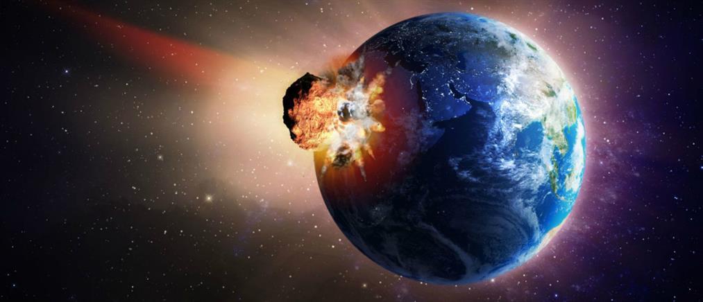 Τρομακτικό σενάριο: Αστεροειδής έρχεται κατά πάνω μας;